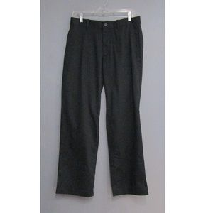 NEW GAP Khakis Relaxed Fit Black Size 30